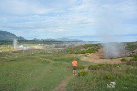 Playa de Guadamia en Bufones de Pria