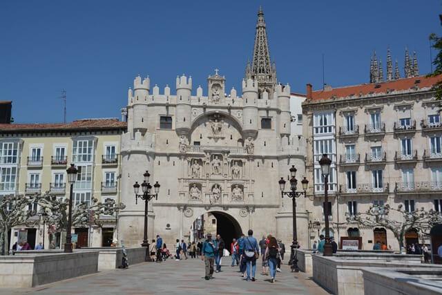 Burgos, Castilië en Leon Spanje bezienswaardigheden