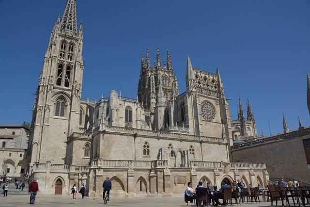 Kathedraal van Burgos, Castilië en Leon Spanje bezienswaardigheden