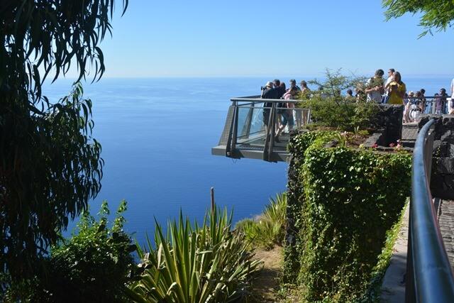 Bezienswaardigheden Madeira - Cabo Girao
