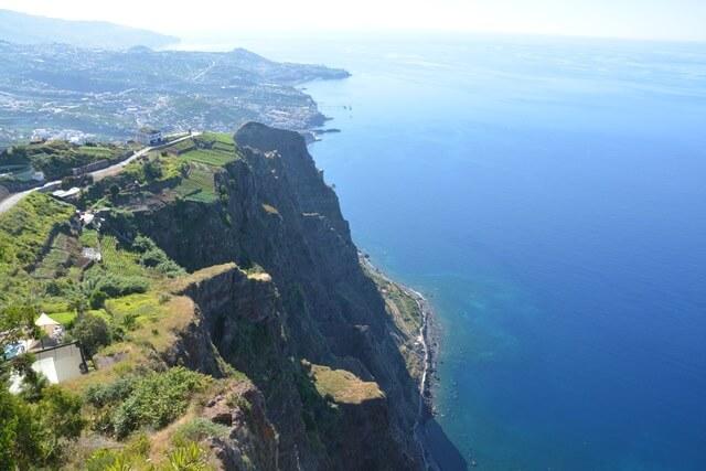 Cabo Girao - Madeira bezienswaardigheden