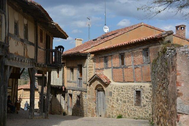 Bezienswaardigheden Soria Spanje - Calanatazor