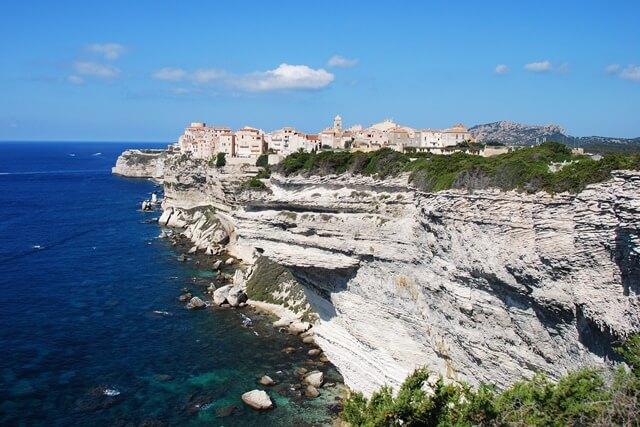 Bezienswaardigheden Corsica - Bonifacio