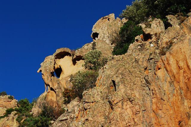 Calanches de Piana - Corsica