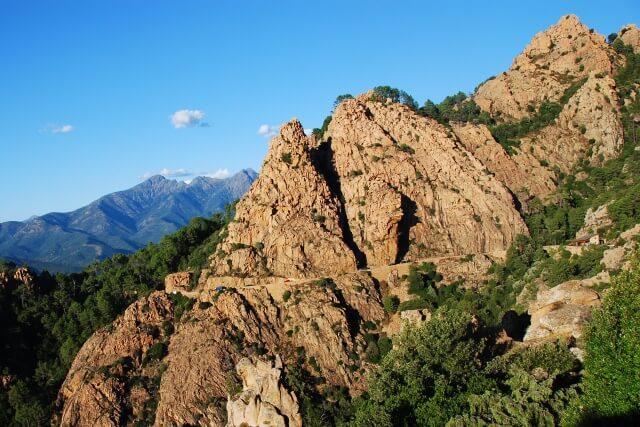 Bezienswaardigheden Corsica - Calanches de Piana