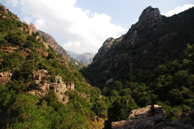 Gorges de Spelunca - Corsica
