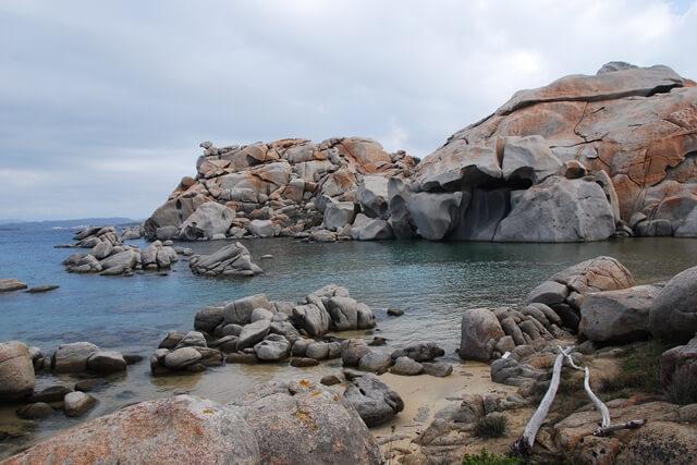 Eiland Lavezzi - Corsica