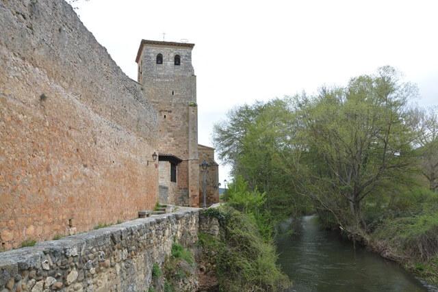 Covarrubias - Burgos, Castilië en Leon Spanje bezienswaardigheden