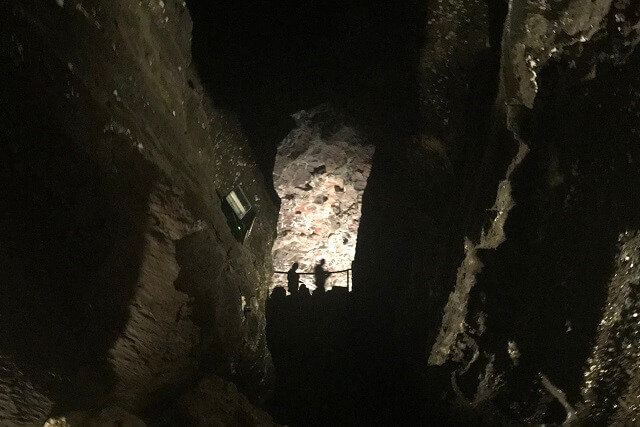 Cueva de los verdes - grotten Lanzarote