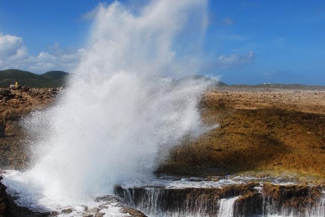 Shete Boka National Park - Bezienswaardigheden Curaçao