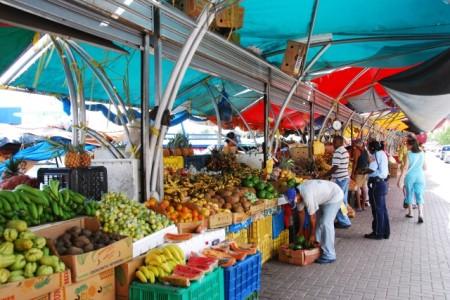 Willemstad - Drijvende markt
