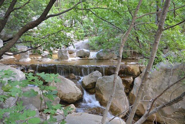 Paklenica National Park Dalmatië Kroatië