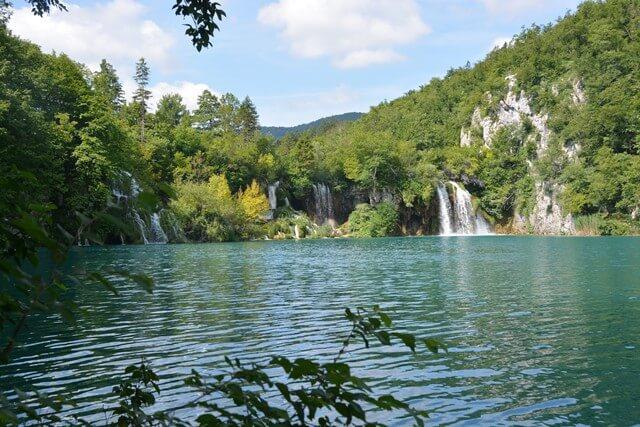 Meren van Plitvice Kroatië