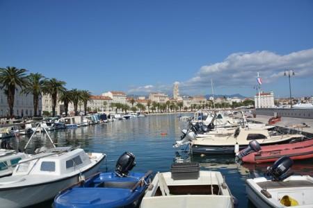 Split Dalmatië