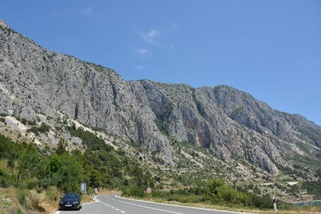 Dalmatië tips - Auto huren Dalmatië