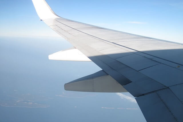 Dalmatië tips - Vliegen naar Dalmatië