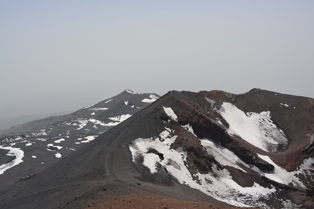 Etna Zuid krater - Sicilië bezienswaardigheden