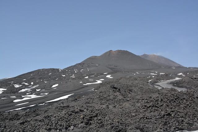 Etna Zuid kratertoppen - Sicilië bezienswaardigheden