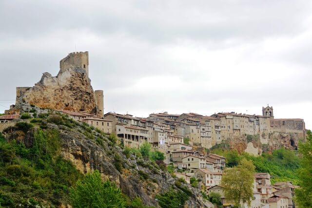 Bezienswaardigheden Burgos Spanje - Frias