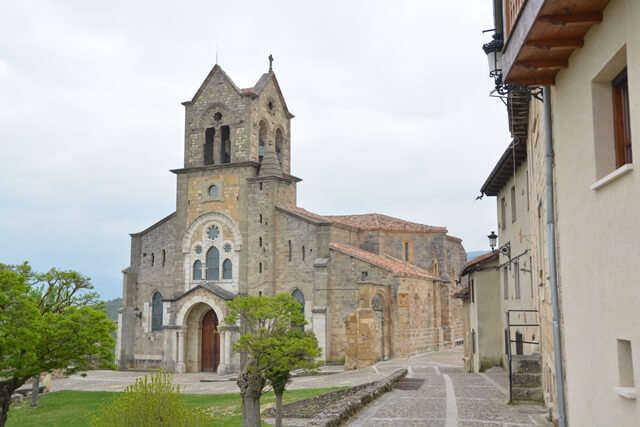 Frias, Burgos Castilië en Leon Spanje bezienswaardigheden