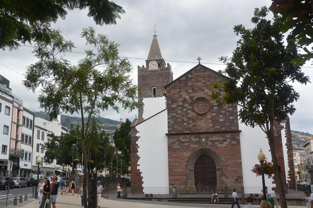 Sé kathedraal Funchal - Madeira bezienswaardigheden