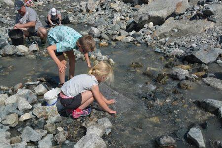 Habachtal | Mineralen zoeken in Salzburgerland Oostenrijk