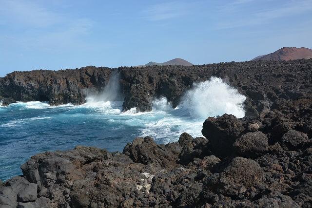 Mooiste natuur Lanzarote - Los Hervidores