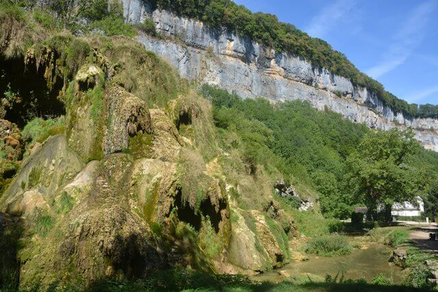 Waterval - Baume les Messieurs - Jura