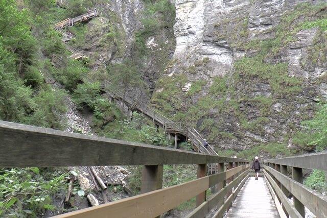 Kitzlochklamm - Salzburgerland Oostenrijk