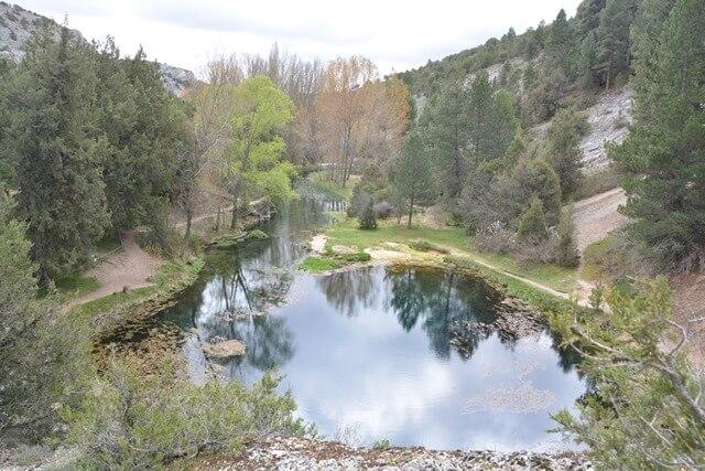 La Fuentona - Soria, Castilië en Leon Spanje