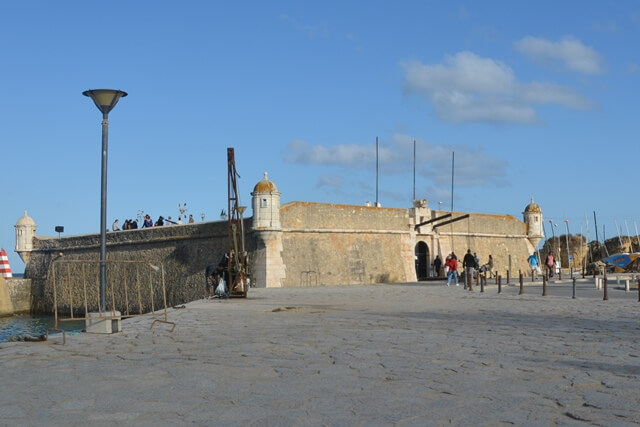 Bezienswaardigheden Algarve - Lagos