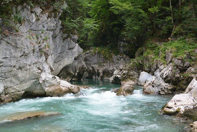 Lammerklamm - Salzburgerland Oostenrijk