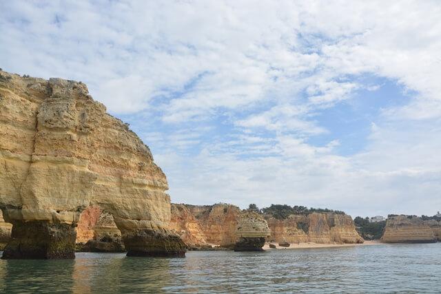 Grotten tour Benagil - Algarve