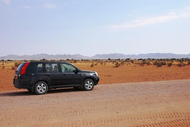 Auto huren Namibië - Namibië tips