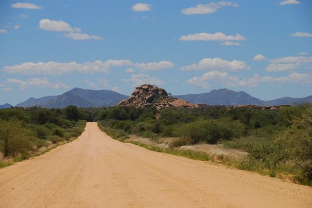 Namibie auto huren