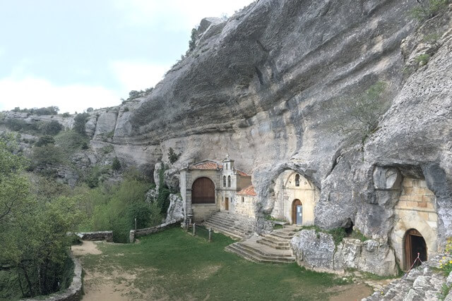 Bezienswaardigheden Burgos Spanje - San Bernabé