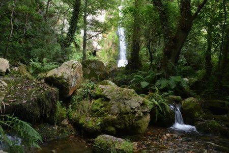 Watervallen van Oneta