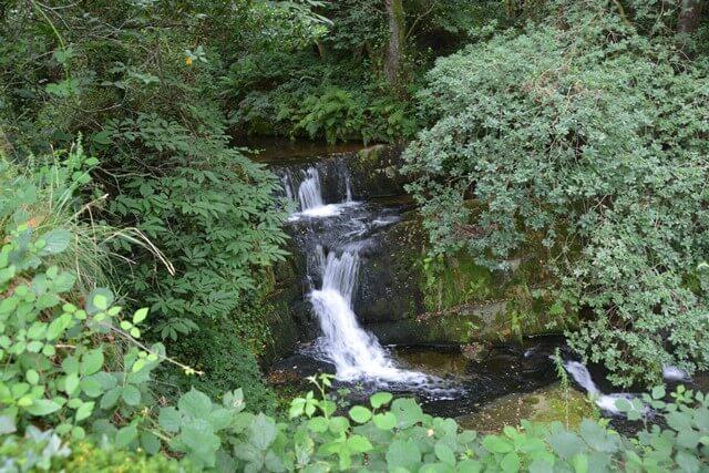 Watervallen van Oneta - Asturië, Noord West Spanje