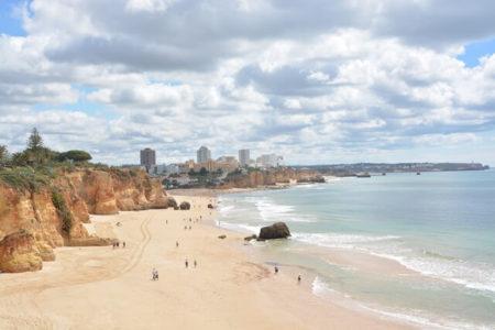 Overnachten en stranden Algarve