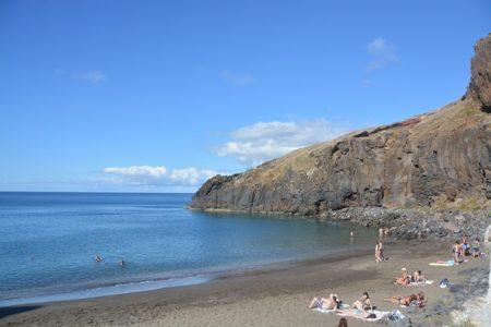 Prainha strand Madeira