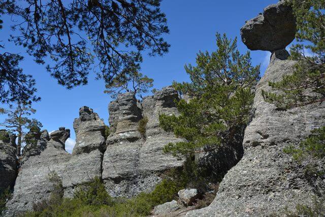 Bezienswaardigheden Burgos Spanje - Pena El Vaso