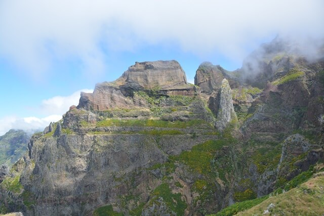 Pico do Arieiro - Madeira bezienswaardigheden