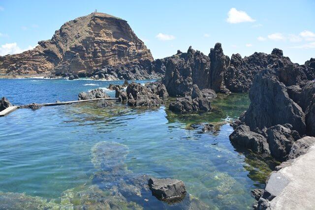 Porto Moniz - Madeira bezienswaardigheden