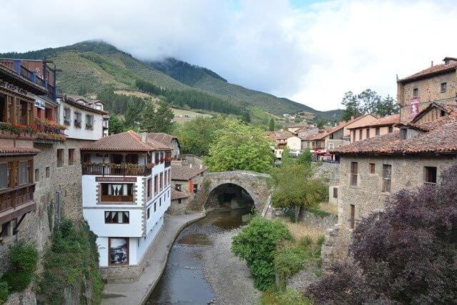 Bezienswaardigheden Cantabrië Spanje - Potes en Mogrovejo