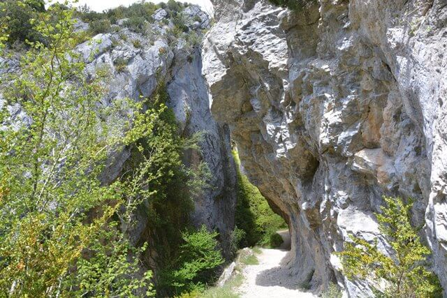 Puron kloof - Burgos, Castilië en Leon Spanje bezienswaardigheden