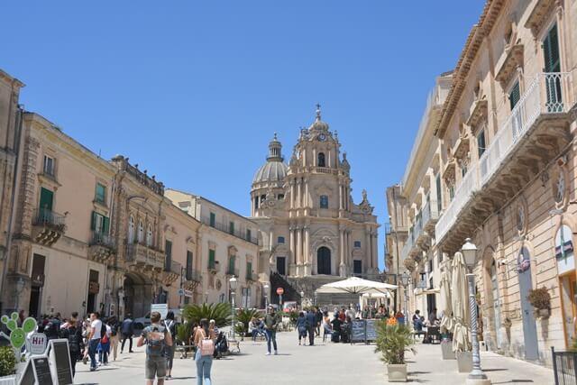 Bezienswaardigheden Sicilië - Ragusa