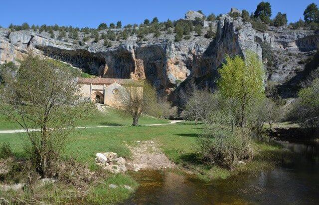 Rio Lobos canyon - Soria - Castilië en Leon