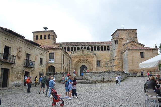 Santillana del Mar - Cantabrië Spanje
