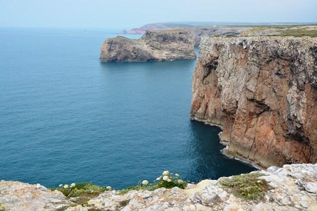 Cabo de Sao Vicente - Sagres Algarve