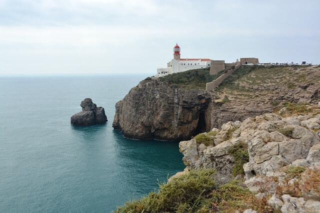 Bezienswaardigheden Algarve - Cabo de São Vicente en Fortaleza